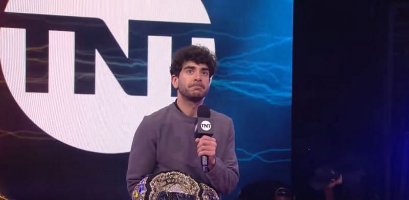 Tony Khan was attacked on AEW Rampage