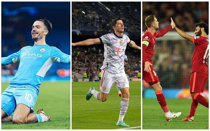 UEFA Champions League 2021/22 (Matchday 1)