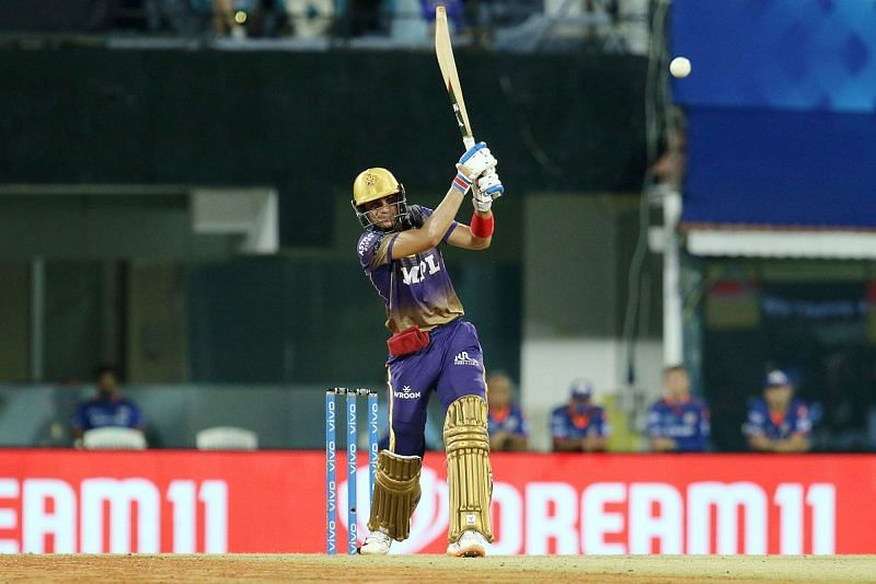 Shubman Gill was the top-scorer in the last IPL 2021 match at Sheikh Zayed Stadium (Image Courtesy: IPLT20.com)