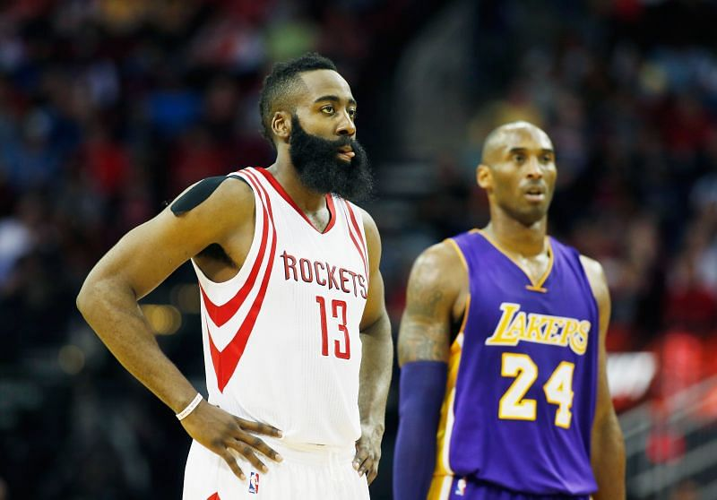 James Harden and Kobe Bryant are among the top two stars in the 21st century to request a trade.
