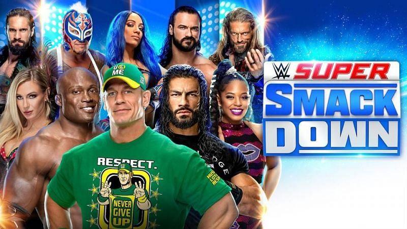WWE Super SmackDown का शो काफी शानदार साबित हो सकता है