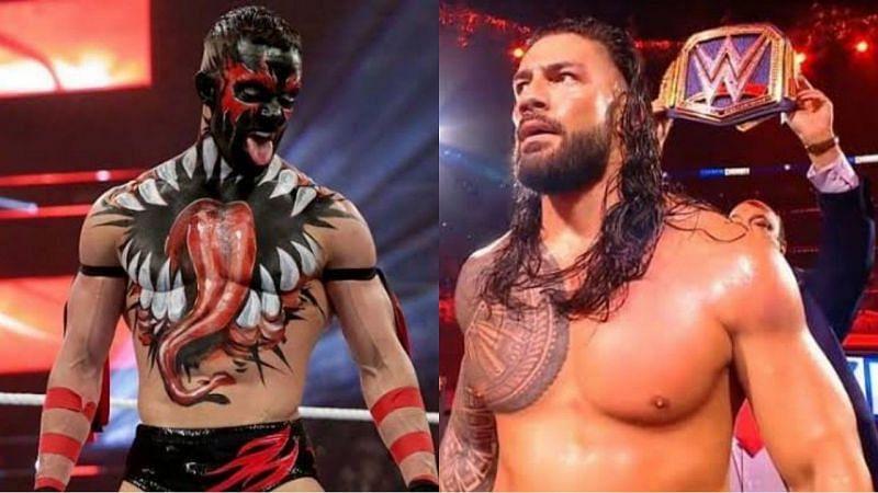 WWE Extreme Rules में डीमन फिन बैलर का मुकाबला यूनिवर्सल चैंपियन रोमन रेंस से होना है