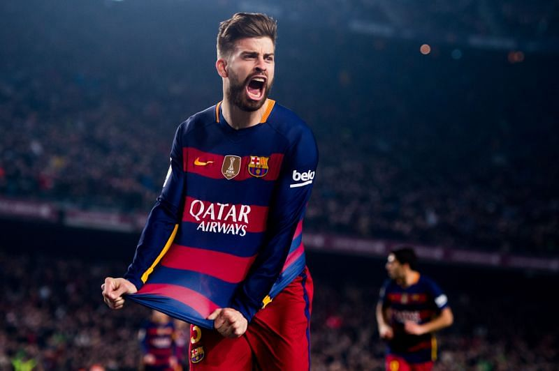 Pique famously took a huge wage cut to help Barcelona financially