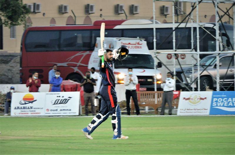 जसकरन मल्होत्रा ने रचा इतिहास (Photo Credit - USA Cricket)