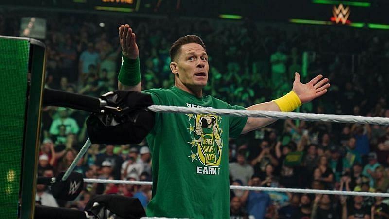 WWE दिग्गज जॉन सीना ने तस्वीर पोस्ट की