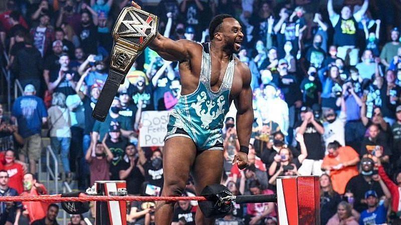 WWE चैंपियन बिग ई ने दी बड़ी प्रतिक्रिया
