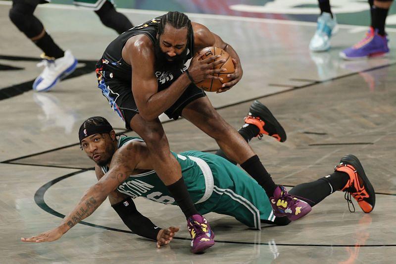 Marcus Smart of the Boston Celtics