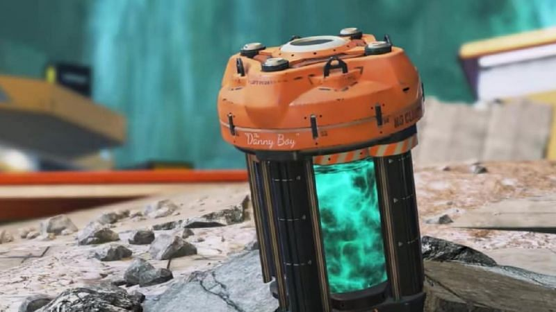 Crafting material canisters present in-game gives a bonus of 200 materials per player (Image via Respawn Entertainment)