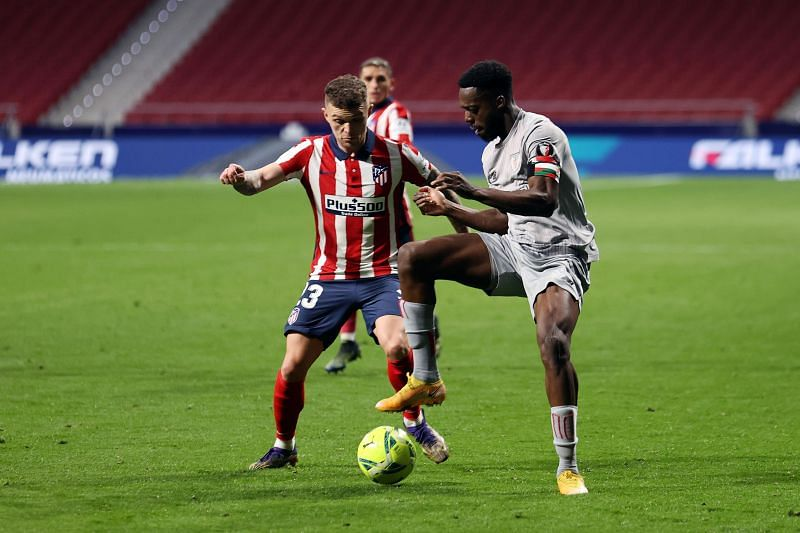 Atletico Madrid take on Athletic Bilbao this weekend