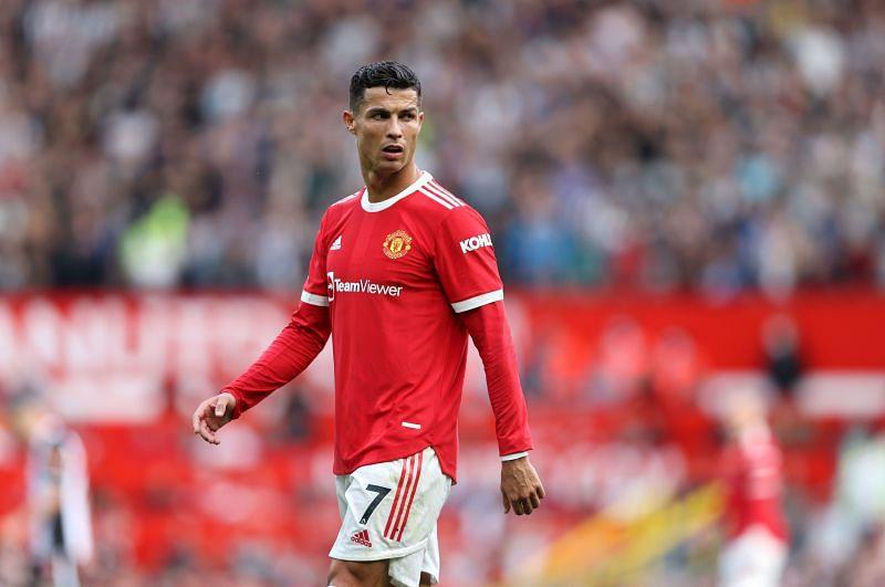 Manchester United forward - Cristiano Ronaldo