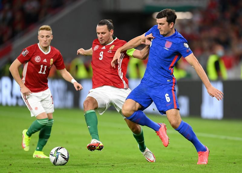 Hungary were disappointing tonight and offered very little resistance against England