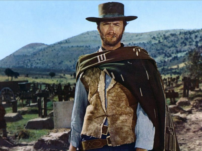 Clint Eastwood in The Good, the Bad and the Ugly (Image via Amazon Prime)