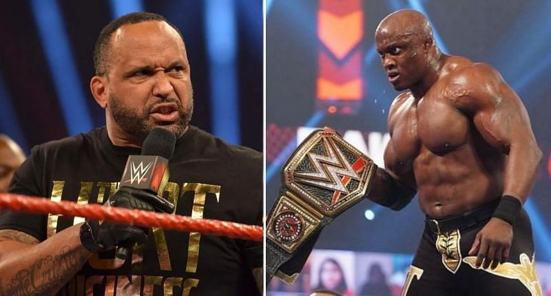 MVP is seemingly on his way to reunite The Hurt Business after Bobby Lashley's WWE title loss