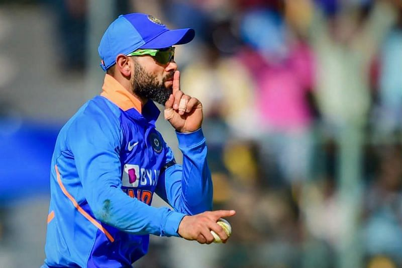 Virat Kohli has been at the center of many on-field spats