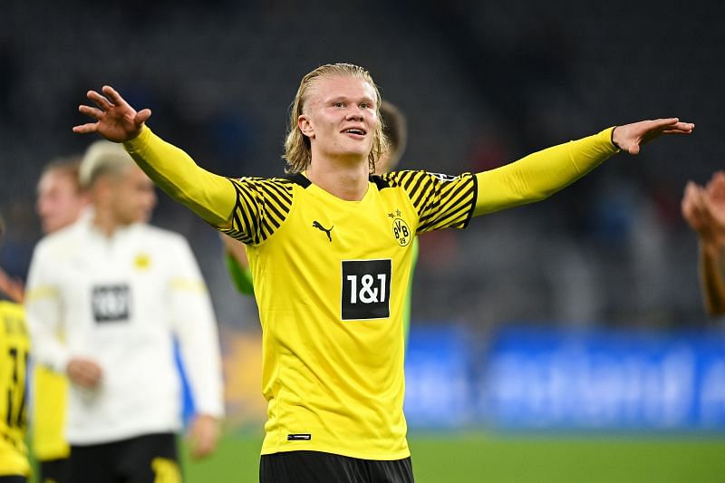Erling Haaland remains Manchester United