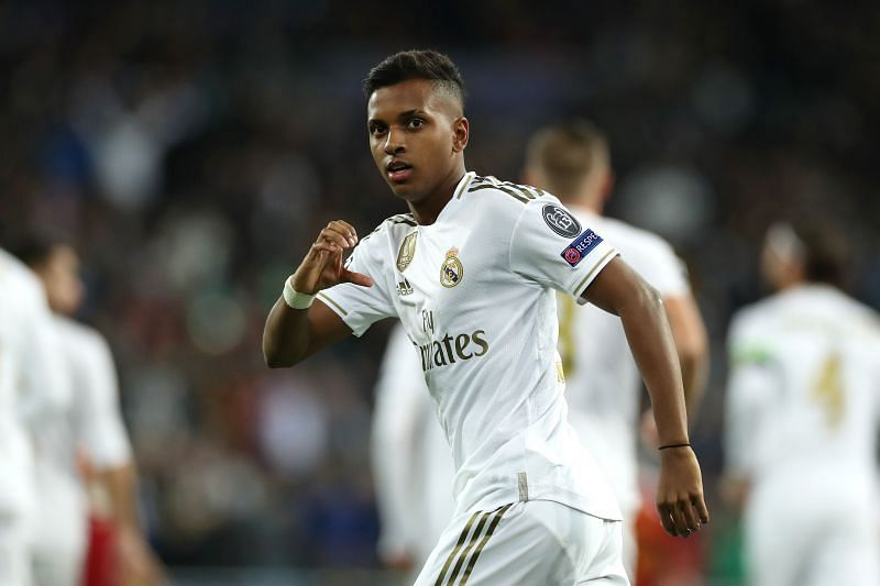 Rodrygo has talent and time on his side