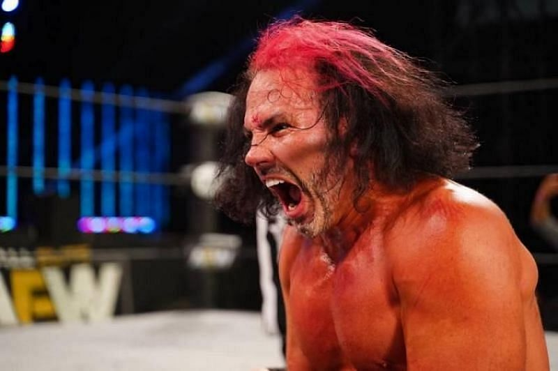 Matt Hardy has sent out a stern warning to AEW's fanbase