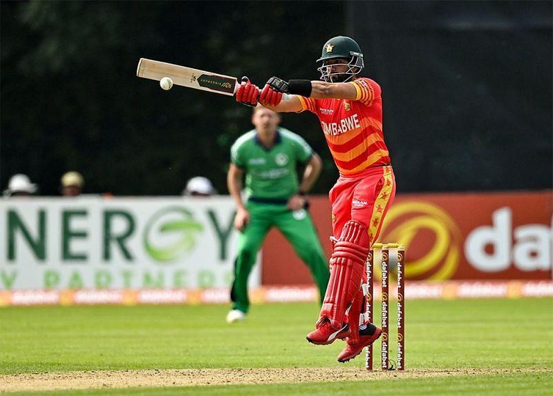 Zimbabwe vs Ireland 2021 (IC: Zimbabwe Cricket Twitter)