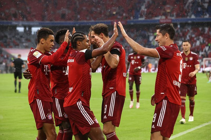 Bayern Munich FIFA 22 participant rankings: Ranked from finest to worst
