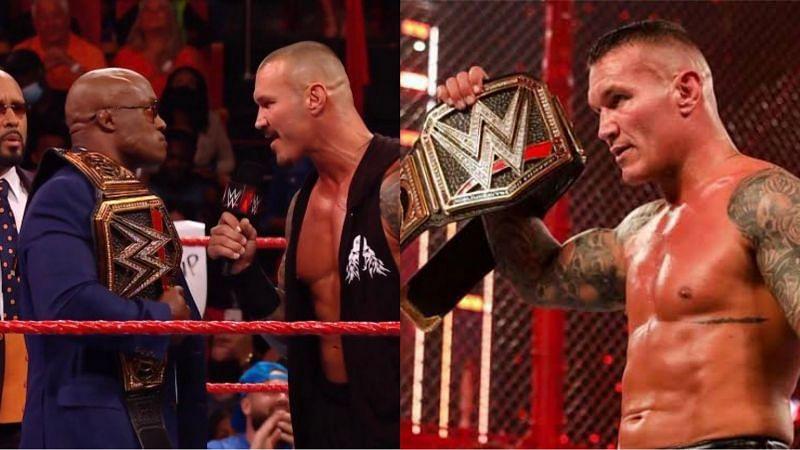 WWE Extreme Rules में रैंडी ऑर्टन और बॉबी लैश्ले के बीच मैच होगा