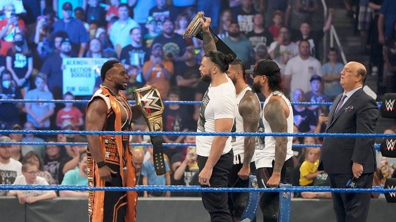 WWE SmackDown का एपिसोड काफी जबरदस्त साबित हुआ