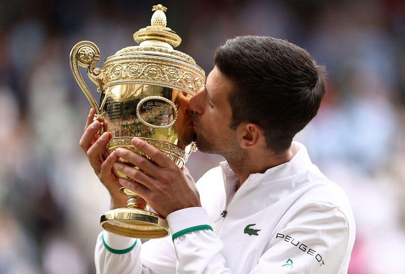 Roger Federer responded to a statement made by Novak Djokovic after winning Wimbledon