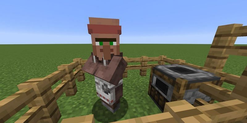 Butcher (Image via Minecraft)