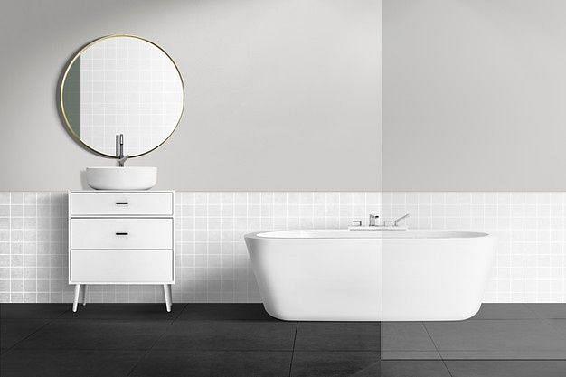 बाथरूम एक ऐसी जगह है जिसका इस्तेमाल करने के साथ साथ उसकी अच्छे से सफाई करना भी जरूरी है। अगर आप ऐसा नहीं करते हैं तो उससे मुश्किल पेश आती है। (फोटो: Freepik)
