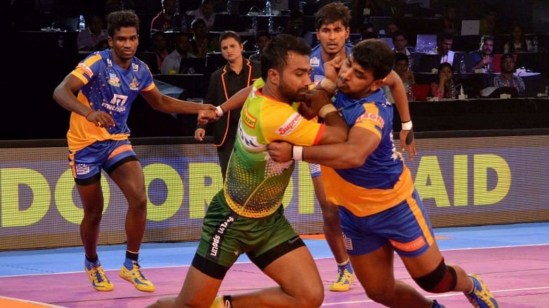 Darshan J will play for the Bengal Warriors in PKL 8.