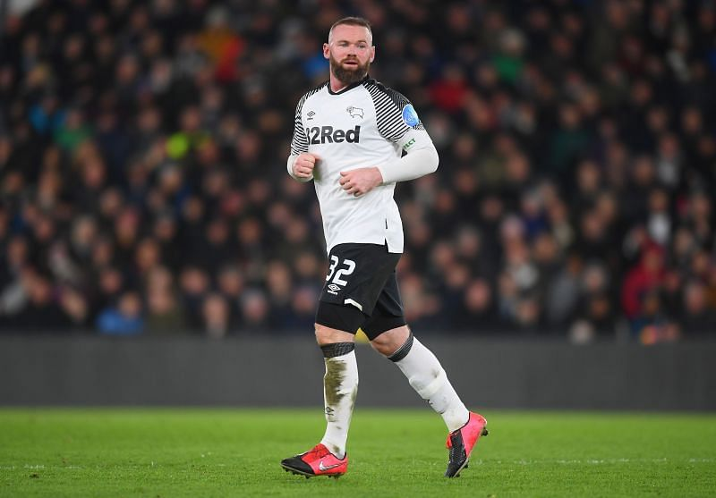 Wayne Rooney scored on his Champions League debut.
