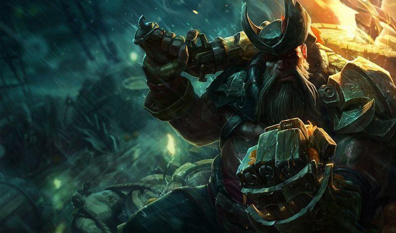 Gankplank updates (Image via Riot Games)