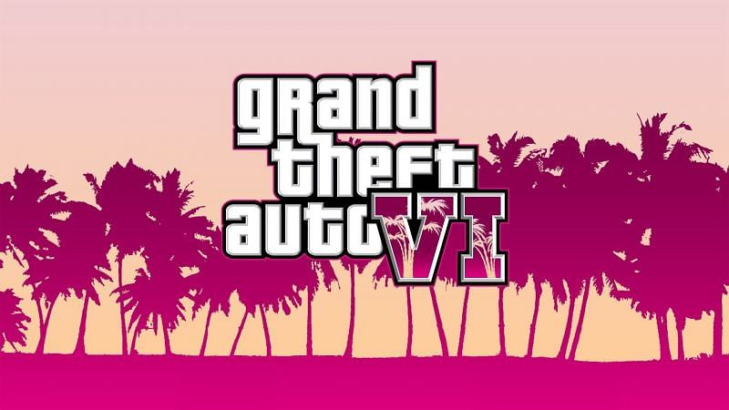 Here is a fan-made image of GTA 6, using the vaporwave motif (Image via Samantha Cunningham)