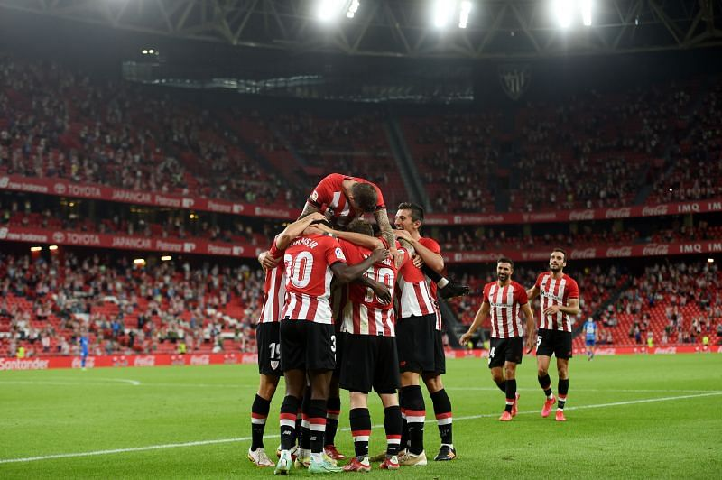 Athletic Bilbao take on Rayo Vallecano this week