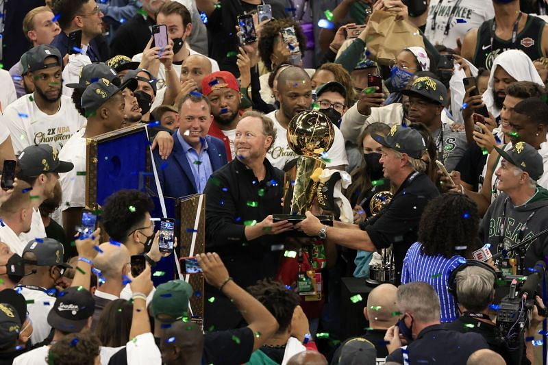Mike Budenholzer stepped up when he had to to secure an NBA championship for the Milwaukee Bucks