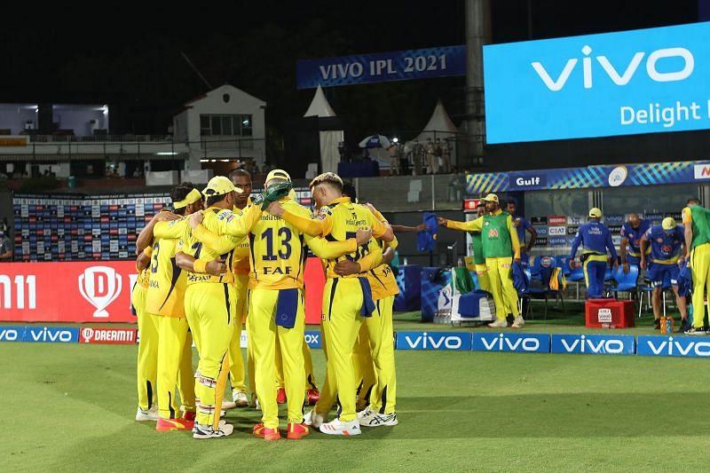 चेन्नई सुपर किंग्स (Photo Credit - IPLT20)