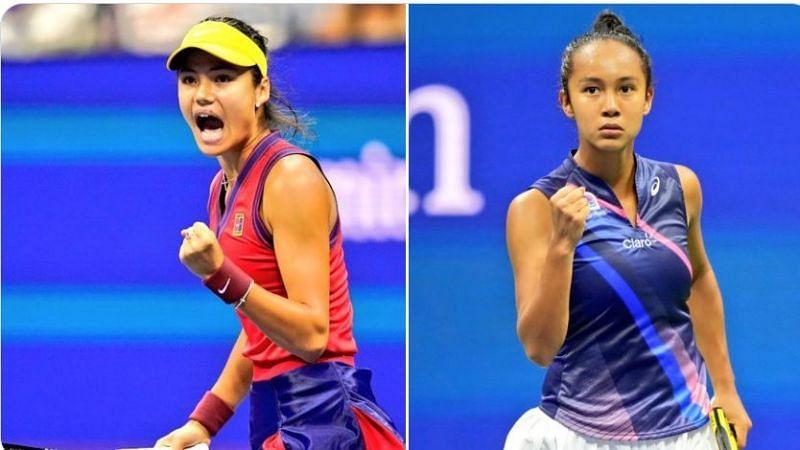 18 साल की एम्मा और 19 साल की लेयला के बीच महिला सिंगल्स फाइनल होगा।