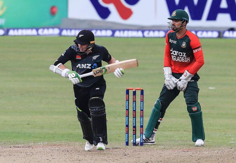 न्यूजीलैंड ने जीत के साथ किया सीरीज का अंत