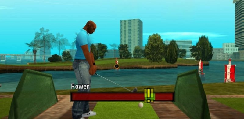 Victor Vance, lining up a shot (Image via Rockstar Games)