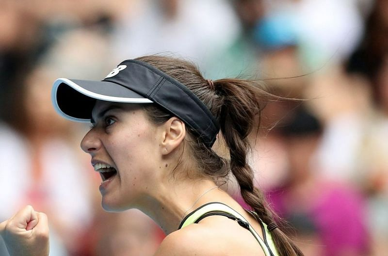 Sorana Cirstea is the 4th seed in this year's tournament.