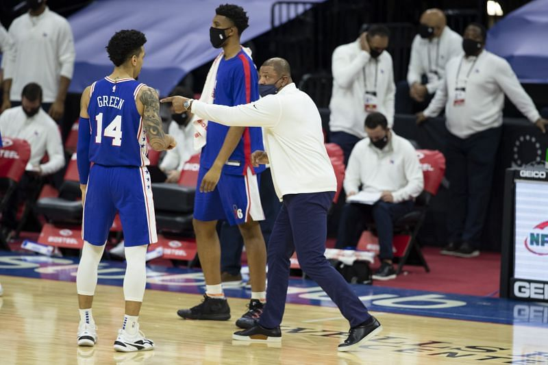 Doc Rivers and a few of his Philadelphia 76ers players will feature in the movie 'Hustle' as per Adam Sandler.