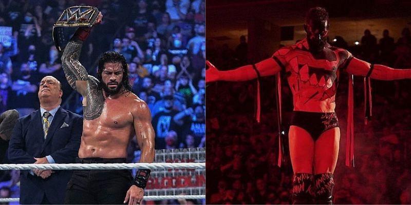 WWE Extreme Rules में रोमन रेंस और 'डीमन' फिन बैलर के बीच यूनिवर्सल चैंपियनशिप मैच हुआ