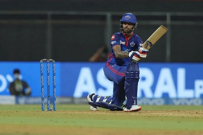 Delhi Capitals के सलामी बल्लेबाज शिखर धवन (Photo: IPL)