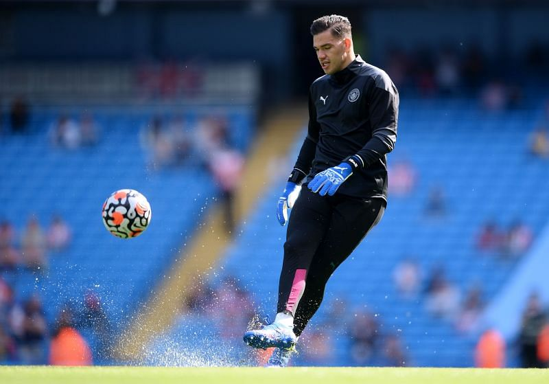 Ederson has been one of the standout performers for Manchester City.