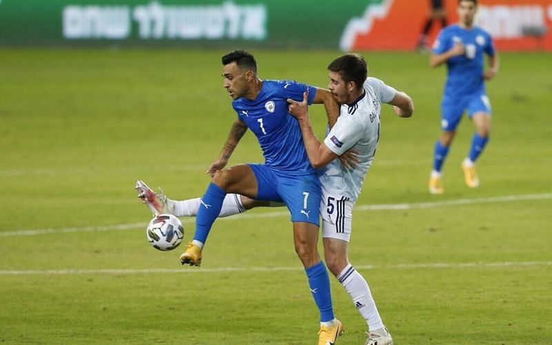 Zahavi is single-handedly carrying Israel to the 2022 FIFA World Cup