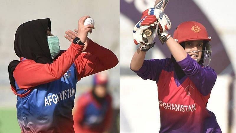 अफगानिस्तान महिला टीम की खिलाड़ी रोया समीम ने किये कई बड़े अहम खुलासे