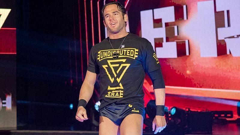 NXT Cruiserweight Champion Roderick Strong