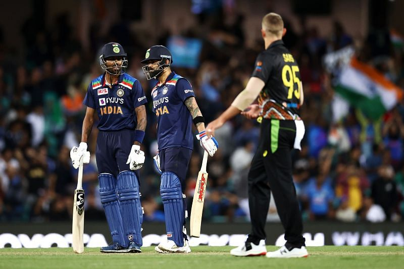 Virat Kohli took charge again as India beat Australia 2-1