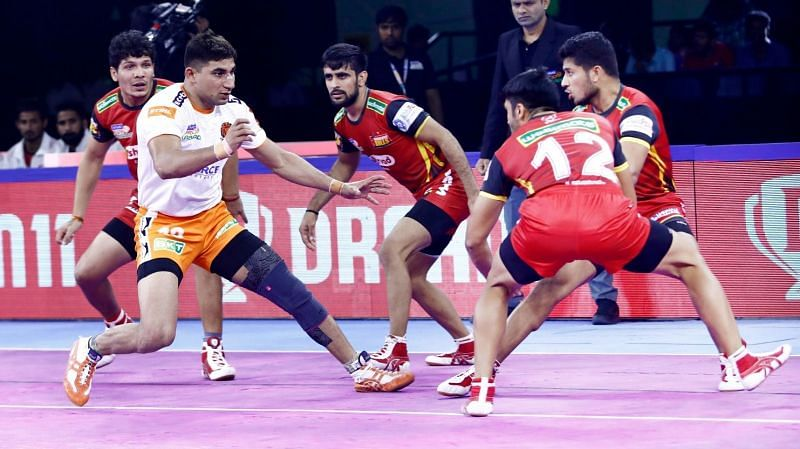 Pro Kabaddi League likely to be held in Bengaluru. (©PKL)