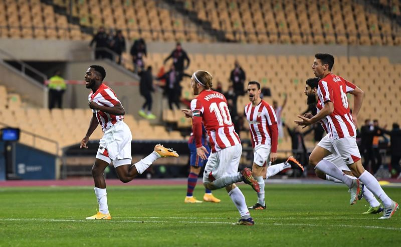 Athletic Bilbao take on Mallorca this weekend