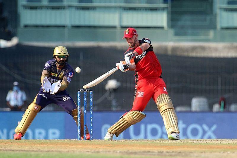 ग्लेन मैक्सवेल आईपीएल के दौरान (Photo Credit - IPLT20)